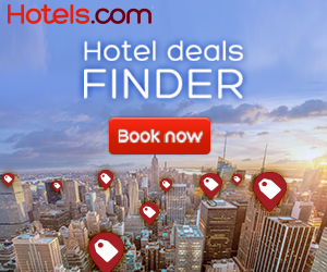 Hotels.com gives travellers one of the widest selections of accommodation on the net.
