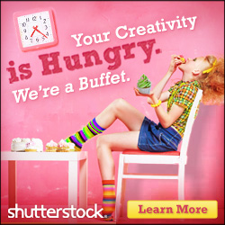 Shutterstock free illustration   Robot with heart free photos