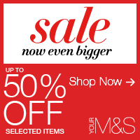 Marks & Spencer Summer Sale