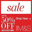 M&S End Of Season Sale