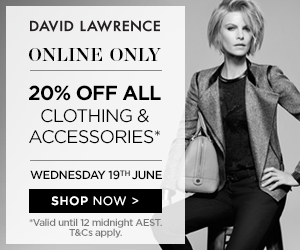 David Lawrence one-day sale