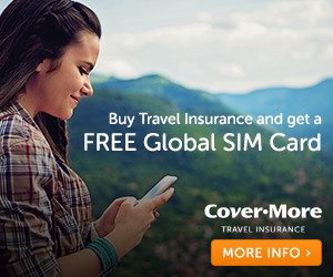 Travel Insurance with Free Global SIM