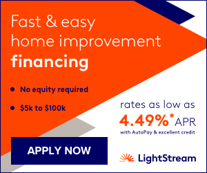 Kulps provides home improvement loans through LightStream in Stratford, WI