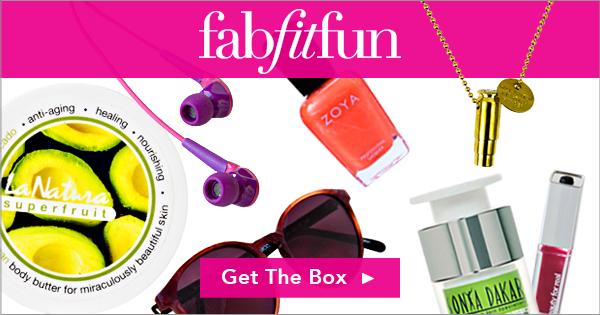 FabFitFun VIP Box