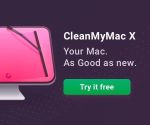 CleanMyMac cleans and optimizes your Mac