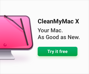Save space on your HDD with CleanMyMac 3!
