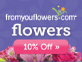 FromYouFlowers.com - Save 10% off.