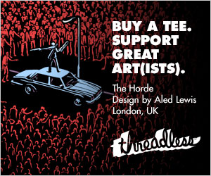 Threadless Coupon