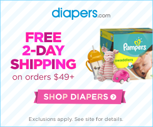 Free 2-Day Shipping on Orders 49+