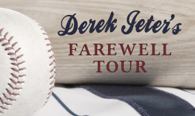 Derek Jeter farewell tour tickets