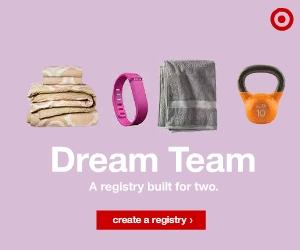 FREE Target Wedding Registry..