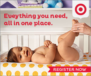 Target Baby Registry Sign-up