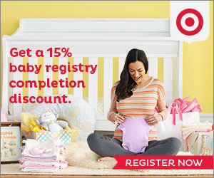 target registry discount