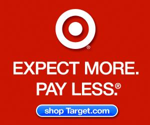 Last Minute Deals at Target