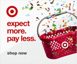 Shop at Target!