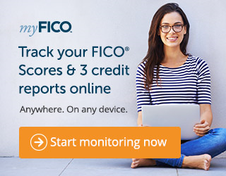 myFICO Score Watch Trial