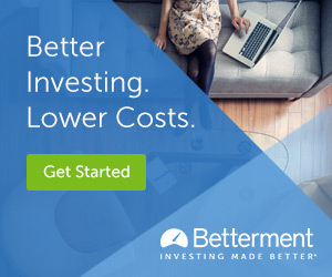 investing $1000 with betterment