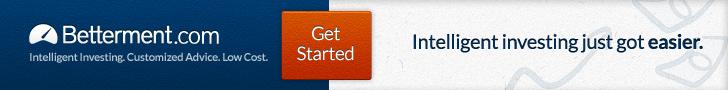 Betterment $25 New Customer Bonus