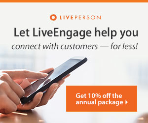 Sign up with LivePerson- Start Your Free Trial Today!