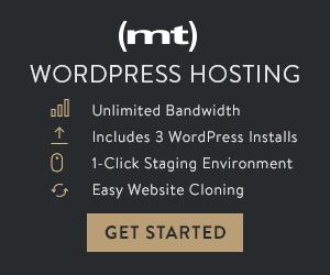 Media Temple Premium Wordpress Hosting