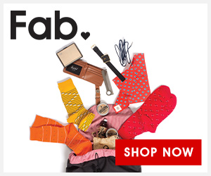 Fab.com. Smile Guaranteed