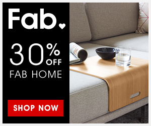 30% Off Fab Products for the Home at Fab.com