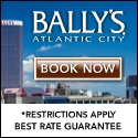 Bally's Casino in Atlantic City