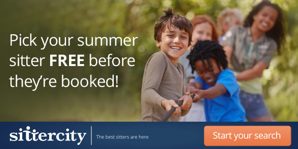 Sittercity: The best sitters are here. Our best offer ever. Today only, get your first month FREE.