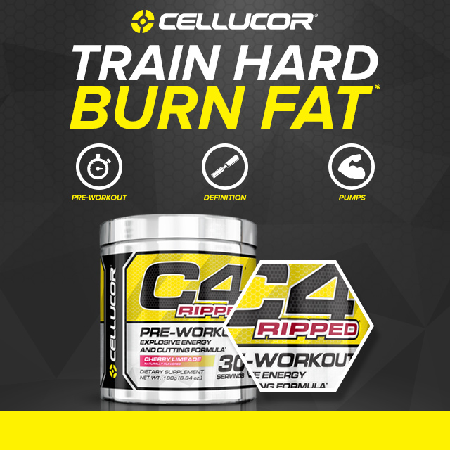 cellucor footer