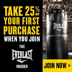 Take 25% Off Your First Purchase When You Join The Everlast Insider!