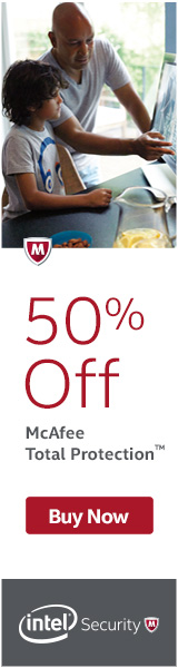 50% off mcafee promo code