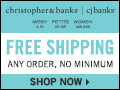 Coupons and Discounts for Christopher & Banks
