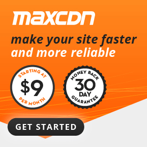 MaxCDN Black Friday Sale - Get 50% Discount On Any CDN Plan 1