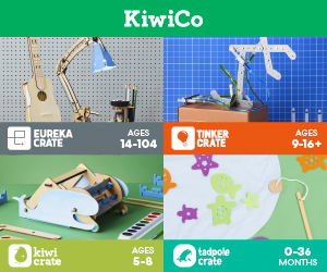 Mommy and Me Projects from Kiwi Crate