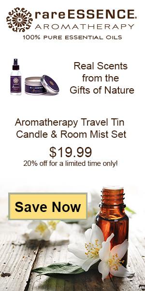 rareEARTH Aromatherapy