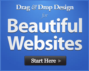 Drag & Drop Wordpress Theme Designs