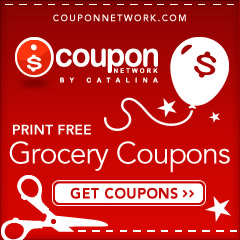 Print Free Grocery Coupons from CouponNetwork.com
