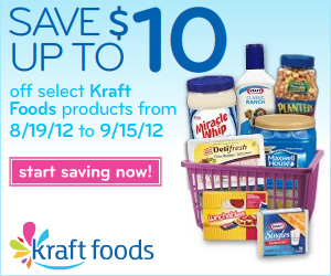 Save BIG with these Kraft offers from CouponNetwork.com!