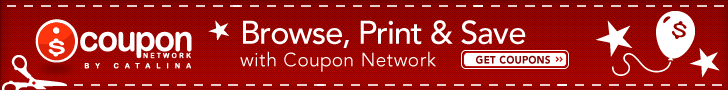 Browse, Print and Save with Coupon Network