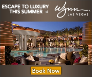 Sexy Summer Discount at The Wynn, one of the best hotels in Vegas!