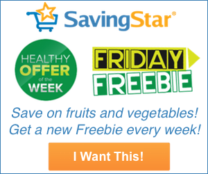 SavingStar ~ Coupons & Deals