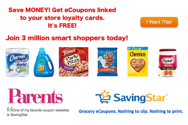 New Savings on All, Ore-Ida, Charmin, Smart Ones, & More From SavingStar