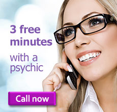 Free Psychic Reading - 3 Free Minutes + 50 OFF!