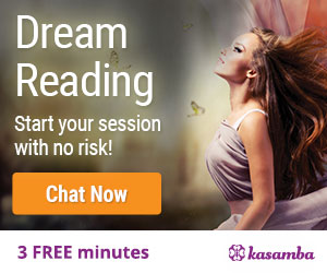 Free Dream Readings Online - 3 Free Minutes + 50% Off