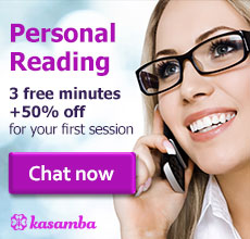 Free Psychic Reading - 3 Free Minutes + 50% Off
