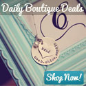 Daily Deal   Handmade, Boutique Items!!
