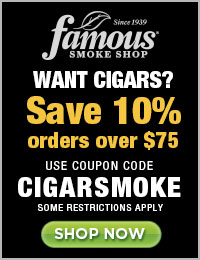 Famous Smoke Shop Ad