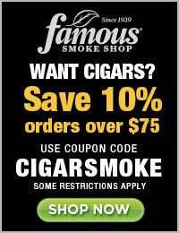 Famous Smoke Shop Ad