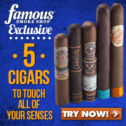 5 Cigars to touch your senses