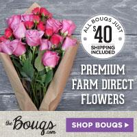 The Bouqs - Premium Farm Direct Flowers